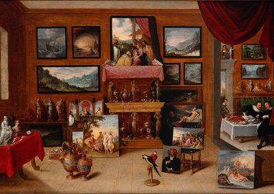Gabinete do coleccionista