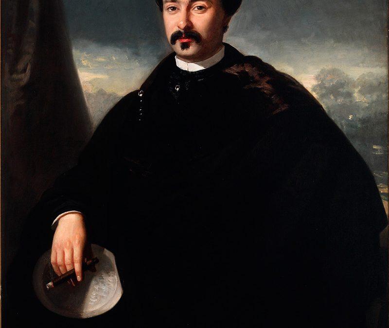 Retrato de Don Juan Nepomuceno Jaspe Montoto