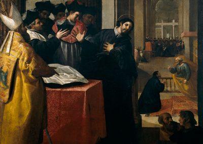 Ordenación e primeira misa de San Juan de Mata